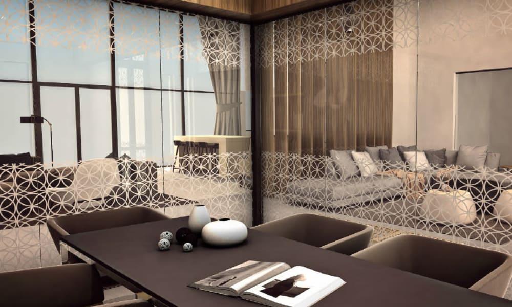 Beautiful dining room at Trend! in Las Vegas, Nevada
