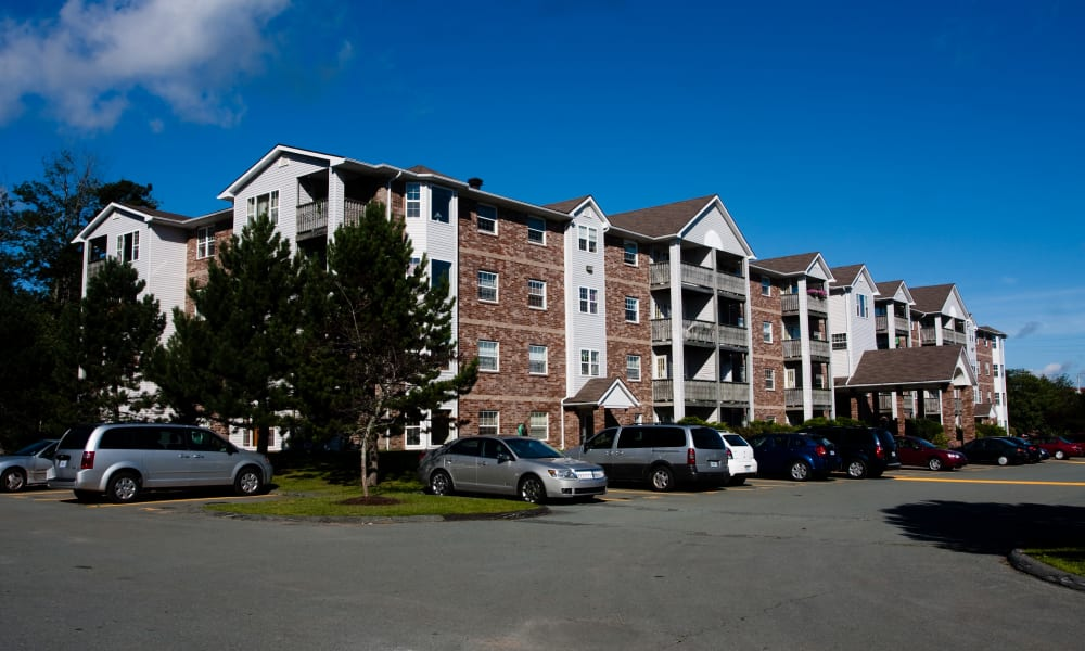 Beautiful apartments for rent at StoneCrest Village in Halifax, Nova Scotia