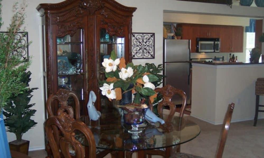 Apartment interior at Stone Lake Apartments in Grand Prairie, Texas