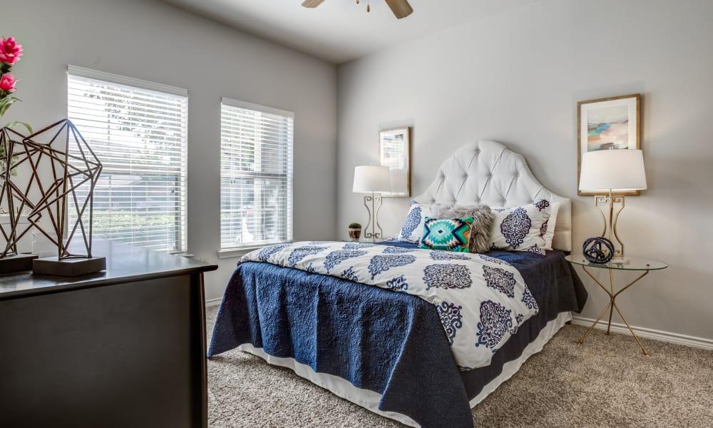 Bedroom at Azul Apartment Homes in San Antonio, Texas