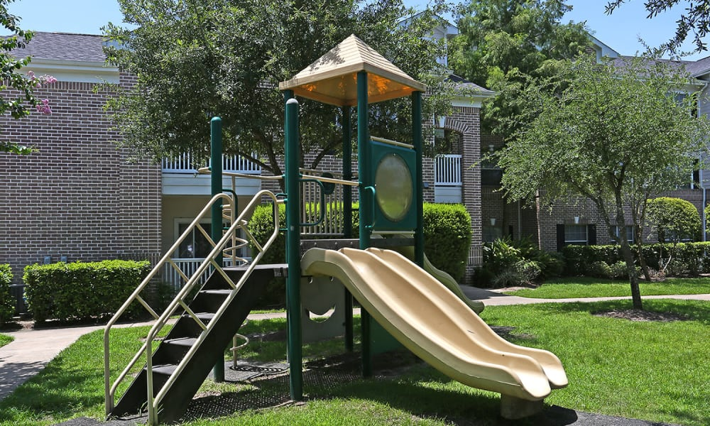 Playground at Ashley House in Katy, Texas