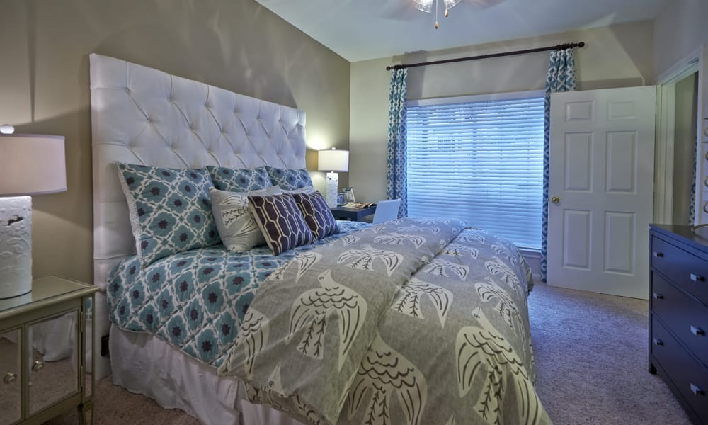 Preserve at Cypress Creek in Houston, Texas offer a spacious bedroom