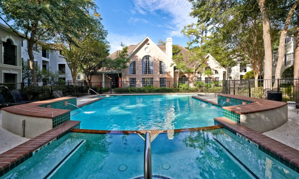 Preserve at Cypress Creek offers swimming pool in Houston, Texas