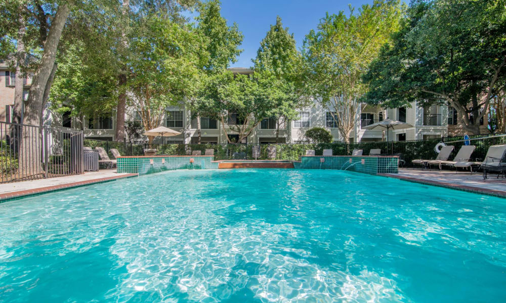 Our apartments in Houston, Texas offer a swimming pool