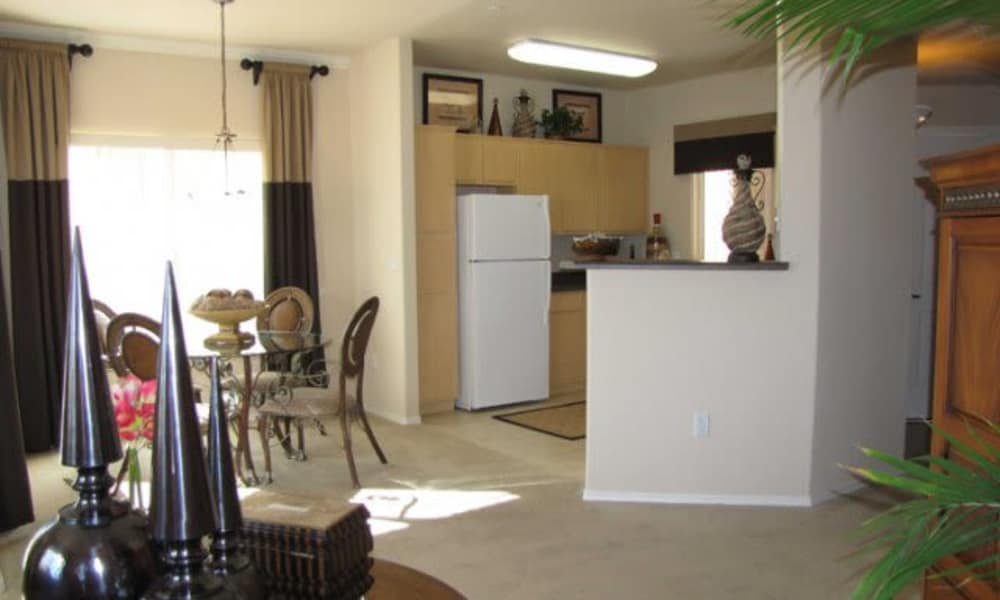 Apartment interior view at Broadstone Heights in Albuquerque, New Mexico
