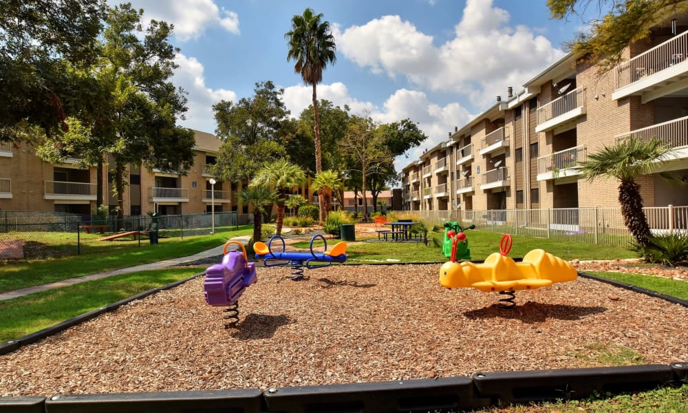 Playground at Oasis at Oakwell in San Antonio, Texas