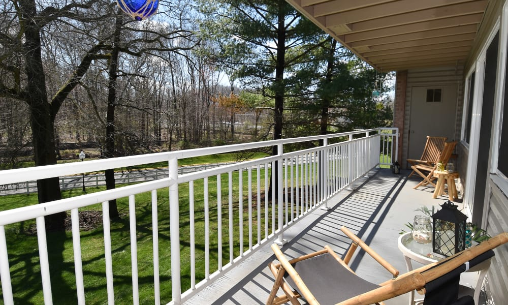 Enjoy the view at Willow Lake Apartment Homes in Laurel, MD