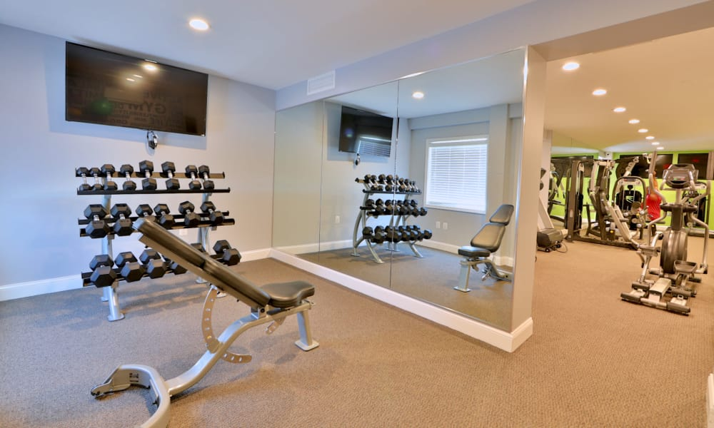 Our Apartments in Beltsville, Maryland offer a Gym