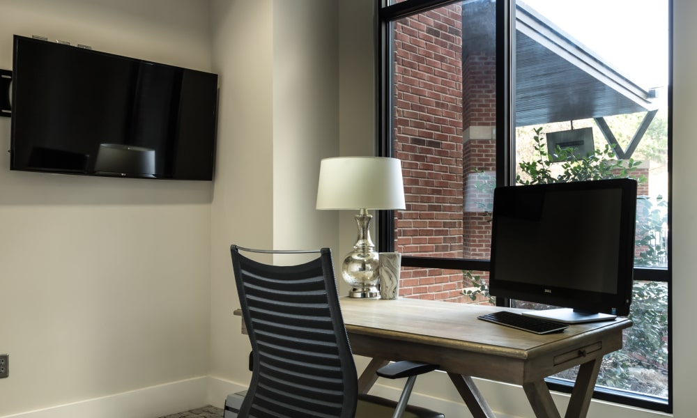 Carraway Village Apartments office in Chapel Hill, NC