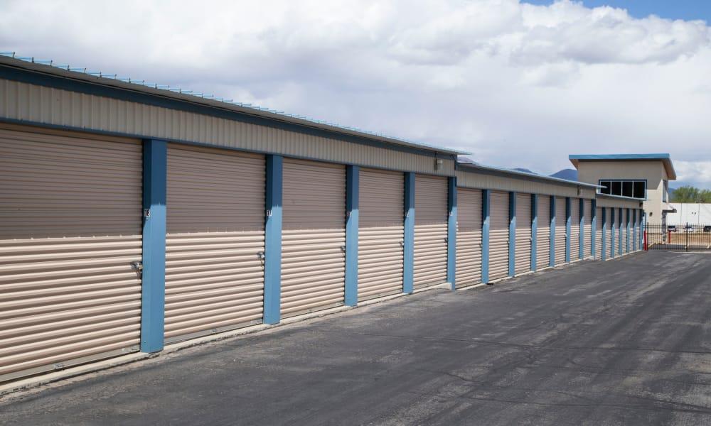 Daniels Road Self Storage offers self storage units in Heber City, Utah