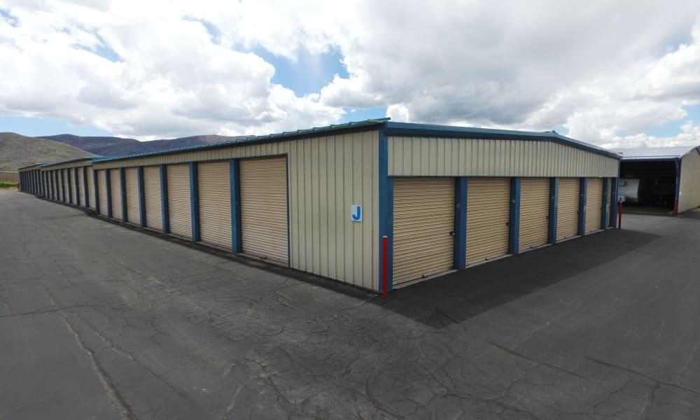 Daniels Road Self Storage offers self storage services in Heber City, Utah