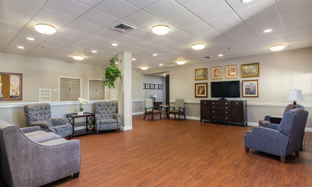 Evergreen Memory Care at Arbor Oaks at Tyrone in St Petersburg, Florida
