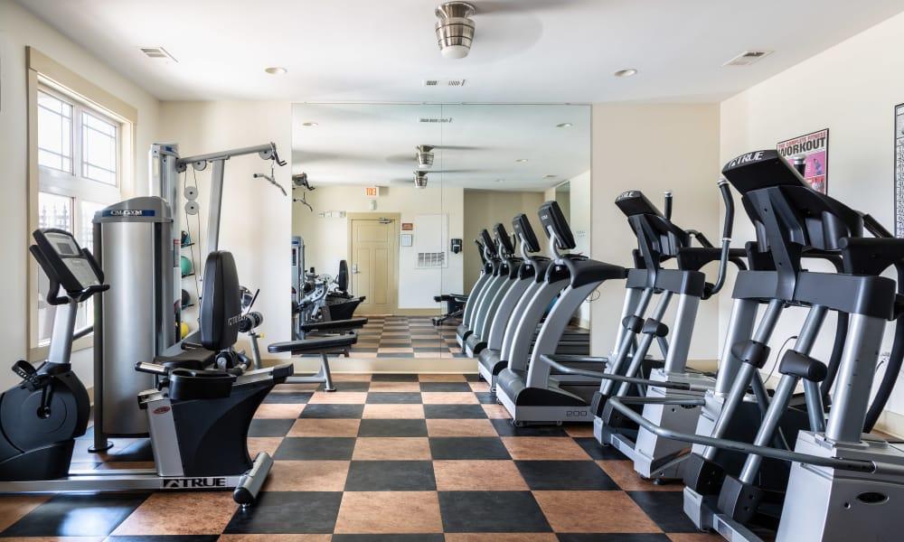 Cosgrove Hill fitness center Chapel Hill