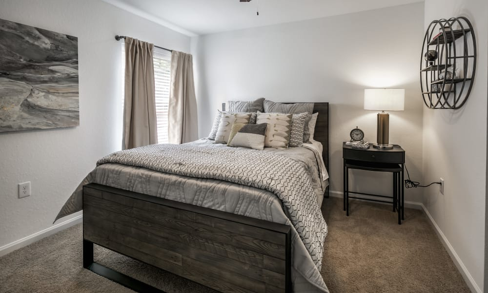 Our apartments in Tuscaloosa, Alabama have a naturally well-lit bedroom