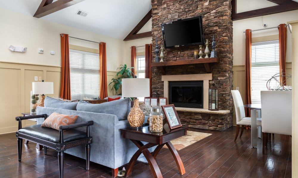 Cosgrove Hill offers luxury clubhouse
