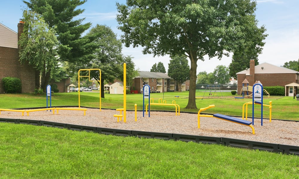 Playground at Stoneridge at Mark Center Apartment Homes in Alexandria, Virginia