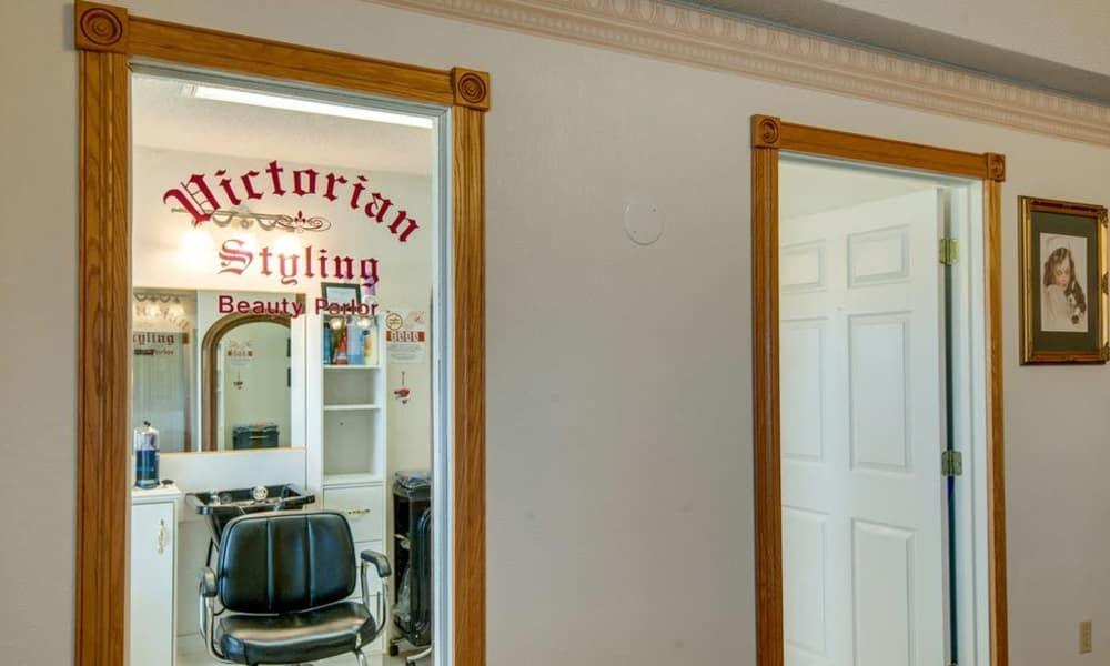 Hair Salon at Victorian Place of Owensville in Owensville, Missouri