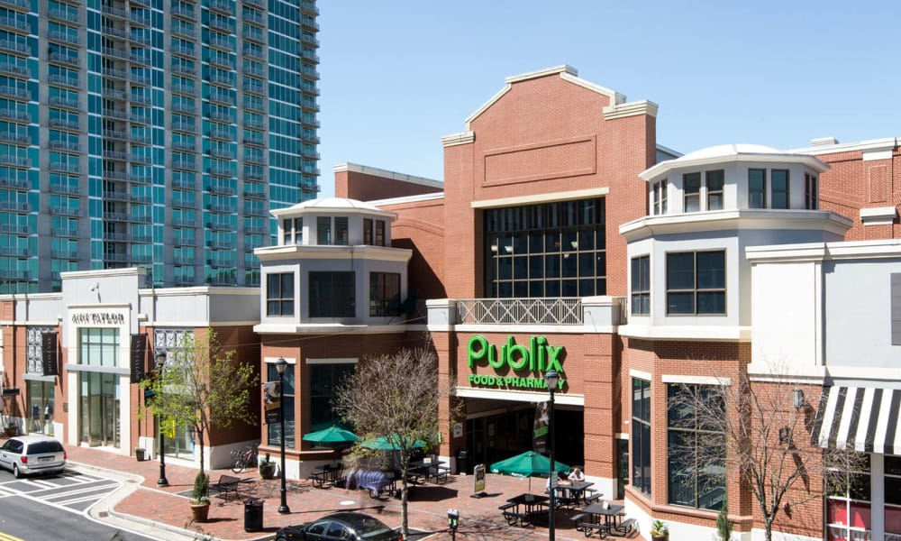 Publix Food & Pharmacy near 17th Street Lofts in Atlanta, Georgia
