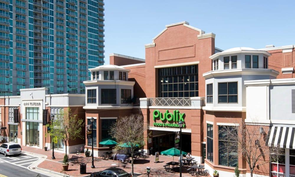 Atlanta Ga Apartments For Rent Near Midtown 17th Street