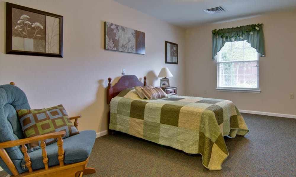 Studio at South Pointe Senior Living in Washington, Missouri