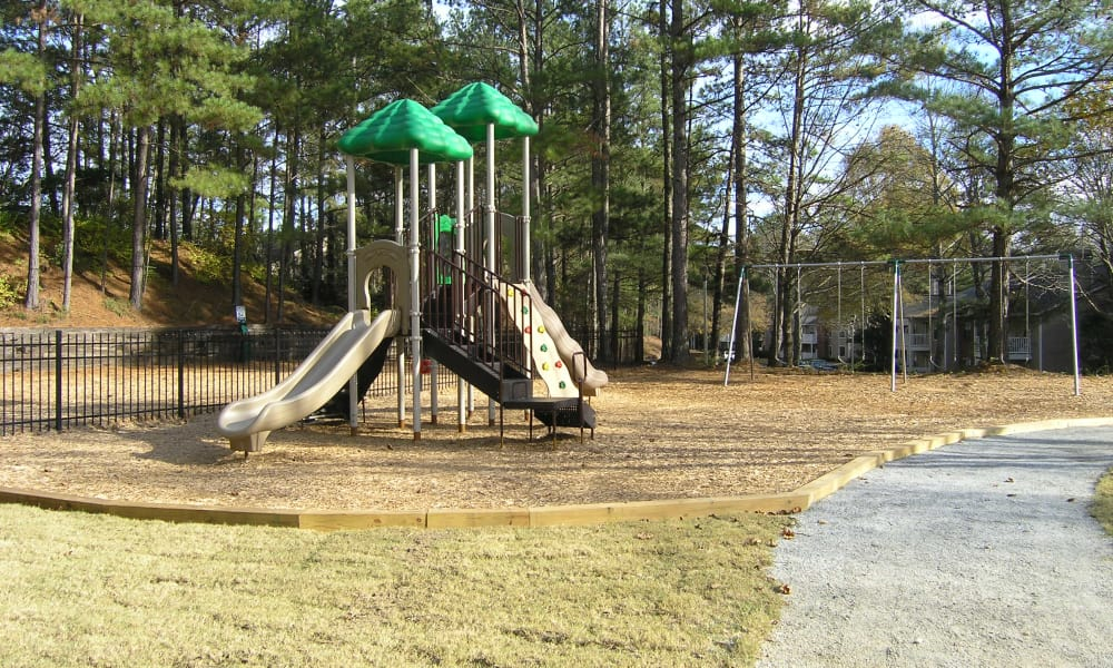 Playground at The Pointe at Preston Ridge in Alpharetta, Georgia