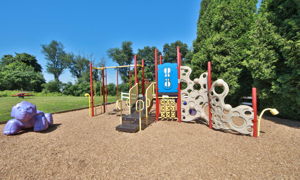 Our Apartments in Westminster, Maryland have a Playground