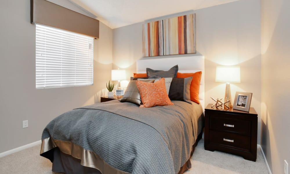 Our apartments and townhomes in Westminster, Colorado offer a bedroom