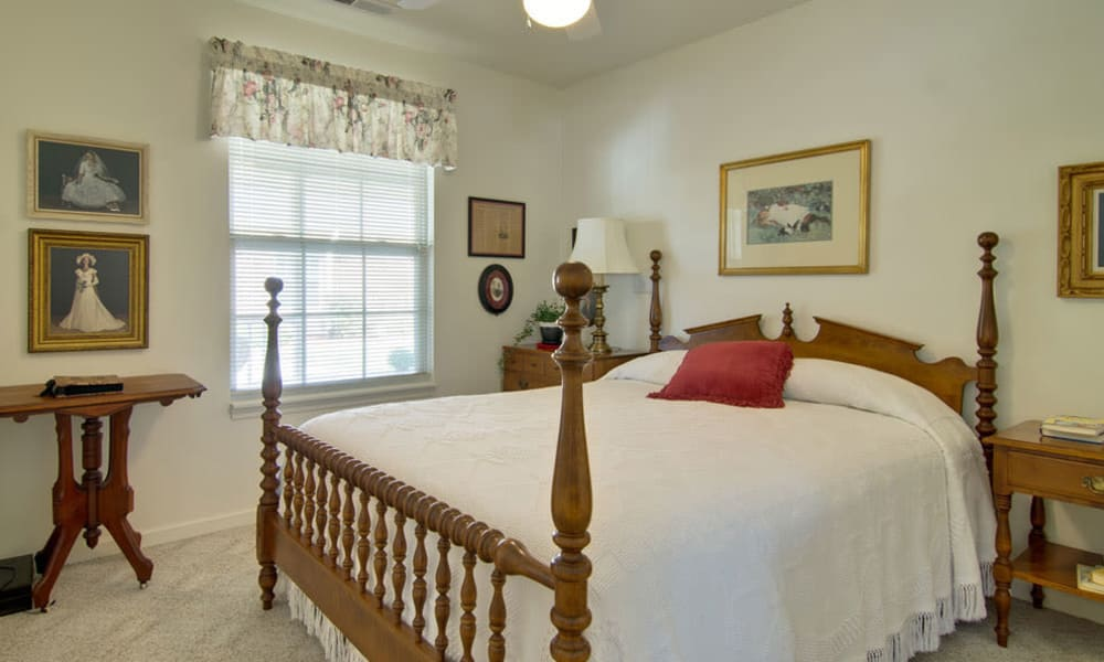 Shared living spaces available at St. Francis Park in Kennett, Missouri