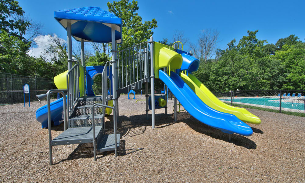 Playground at The Glens at Diamond Ridge in Baltimore, Maryland