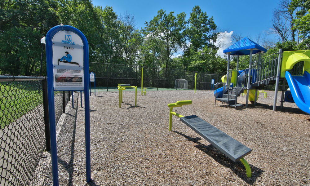 Enjoy Apartments with a Dog Park at The Glens at Diamond Ridge