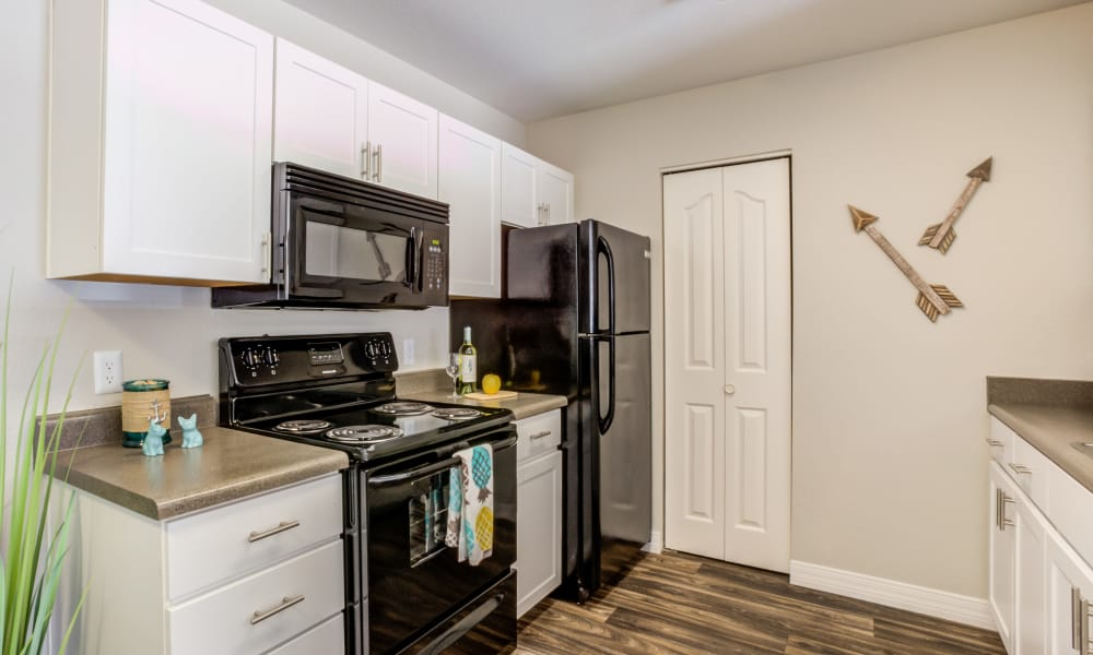 Kitchen At CentrePoint Apartments In Tucson AZ