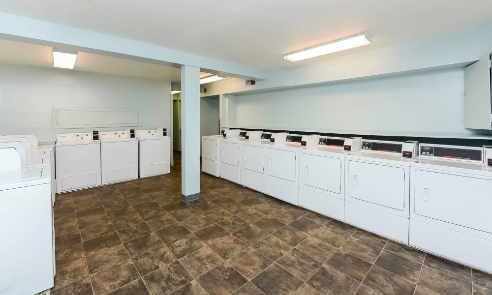 Washing Facility at Briarwood Apartments & Townhomes in State College, PA