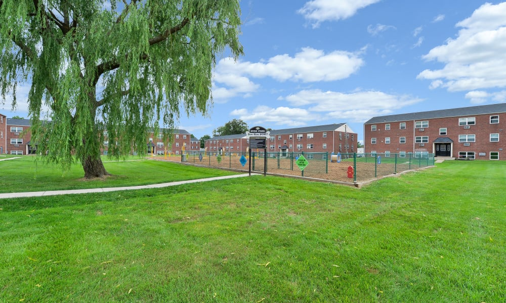 Playground at Hyde Park Apartment Homes in Bellmawr, New Jersey