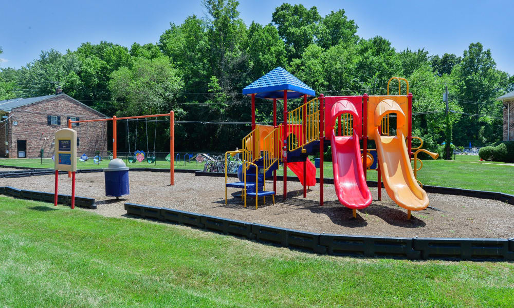 Playground at Nieuw Amsterdam Apartment Homes in Marlton, New Jersey
