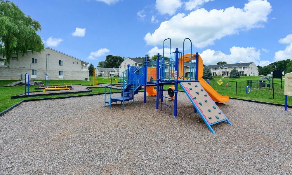 Park at Greentree Village Townhomes in Lebanon, Pennsylvania