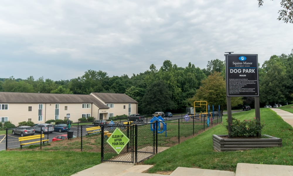 Our Apartments in South Park, Pennsylvania offer a Playground