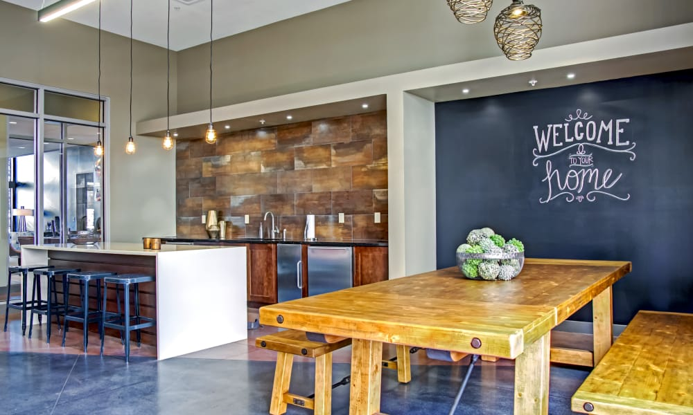 Luxury kitchen at Station 40 in Nashville, Tennessee