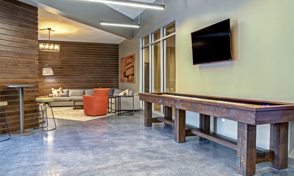 Luxury clubhouse at Station 40 in Nashville, Tennessee
