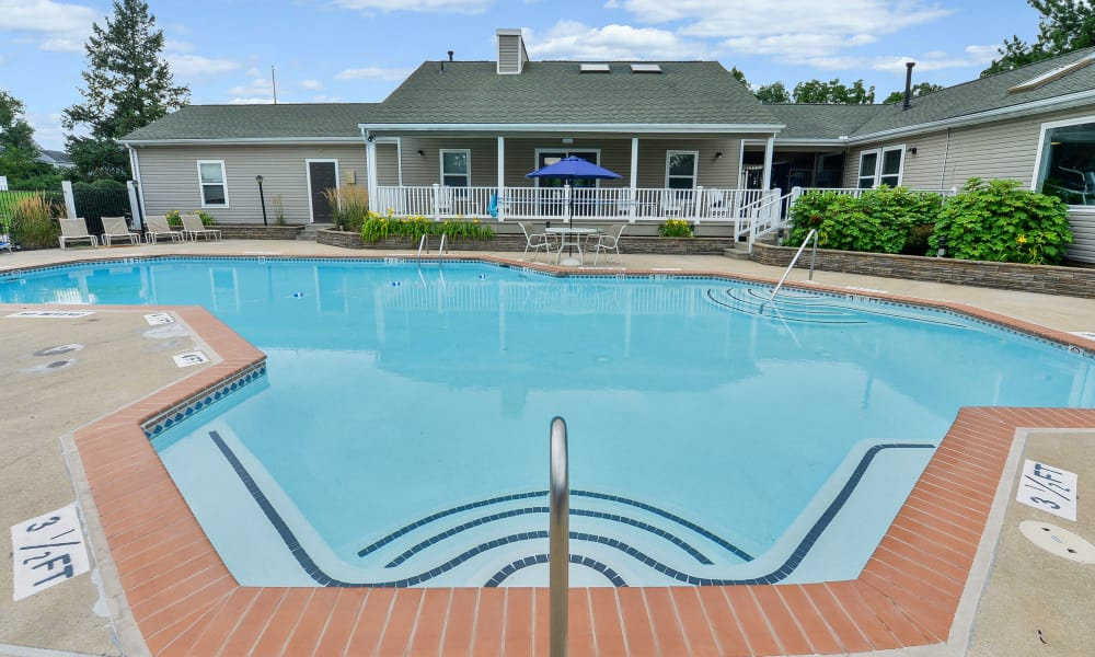 Enjoy Apartments with a Swimming Pool at The Greens at Westgate Apartment Homes