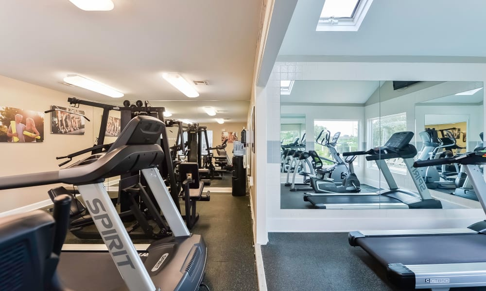 Enjoy Apartments with a Gym at The Greens at Westgate Apartment Homes
