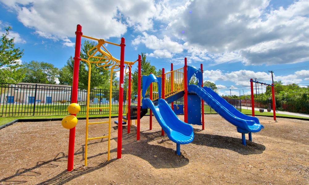 Playground at Westerlee Apartment Homes in Baltimore, Maryland
