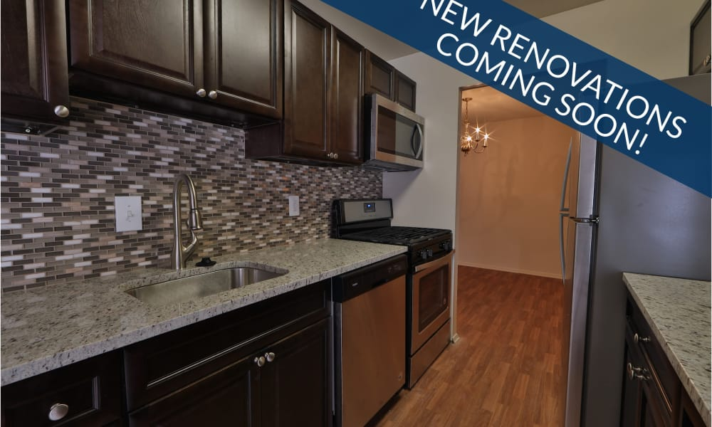 New Renovations Coming Soon to Carriage Hill Apartment Homes in Randallstown, Maryland