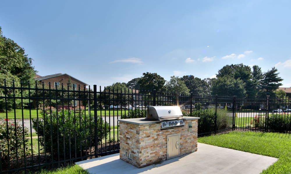 Enjoy an Outdoor BBQ Area at our Apartments in Glen Burnie, MD