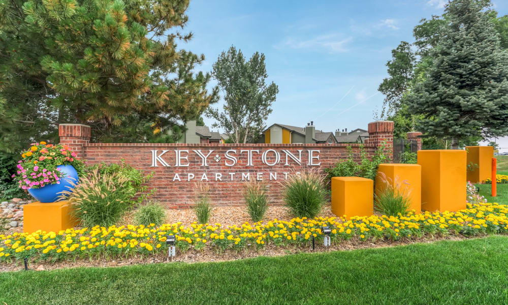Welcome at Keystone Apartments in Northglenn, Colorado