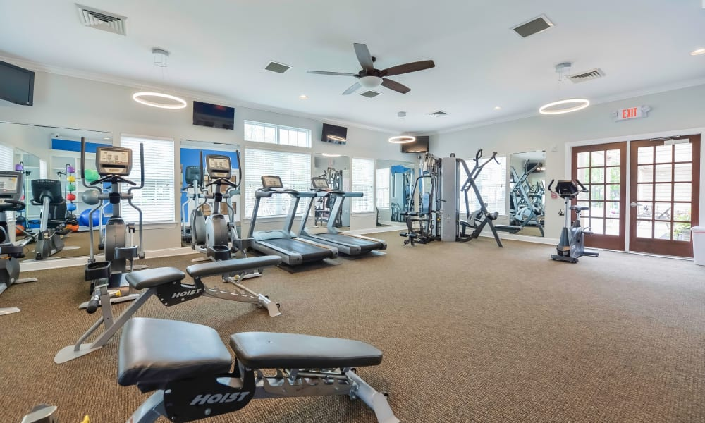 Our Apartments in Hatfield, Pennsylvania offer a Fitness Center