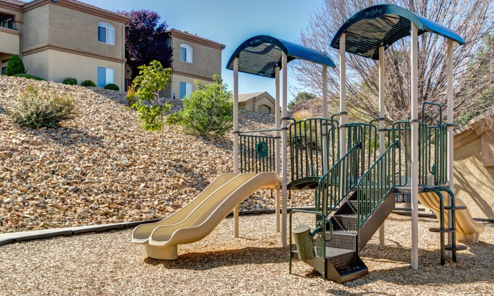 Playground at The Links at High Resort in Rio Rancho, NM
