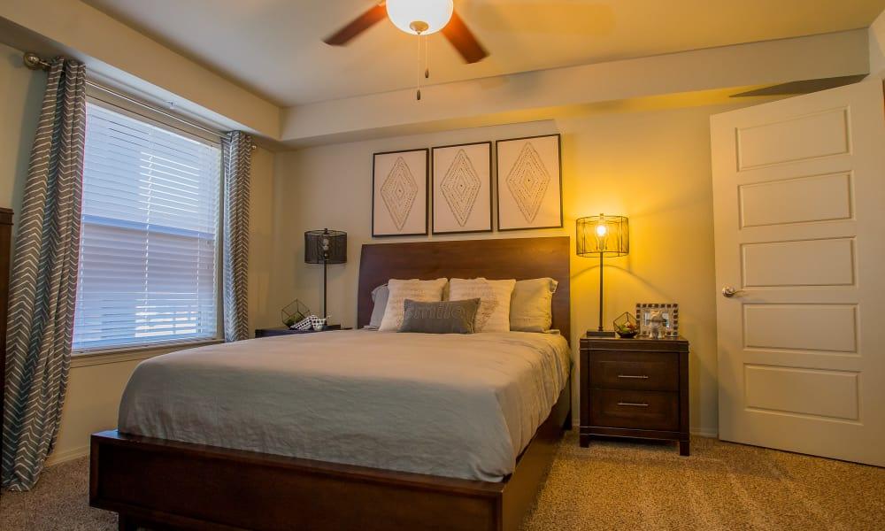 Bedroom at Icon at Broken Arrow in Broken Arrow, Oklahoma