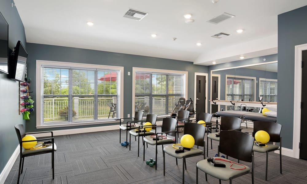 Fitness Center at Stonecrest of Rochester Hills