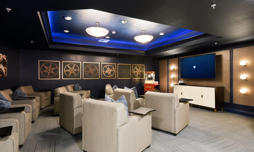 Movie Theater at Stonecrest of Rochester Hills
