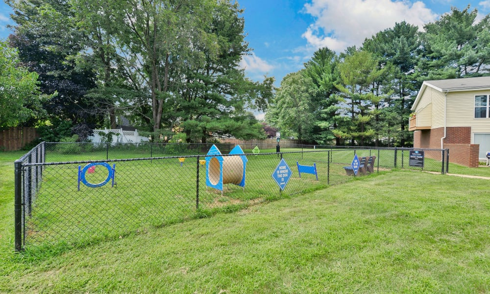 Playground at Oxford Manor Apartments & Townhomes in Mechanicsburg, PA